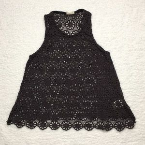 Urban Outfitters Pins and Needles Lace Top Size S